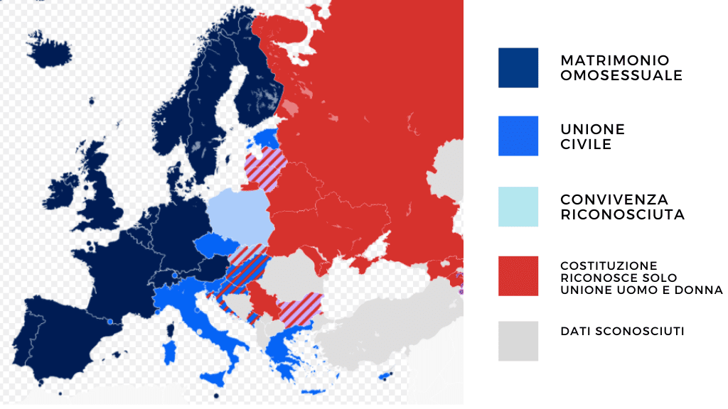 riconoscimento-unione-civile-in-europa